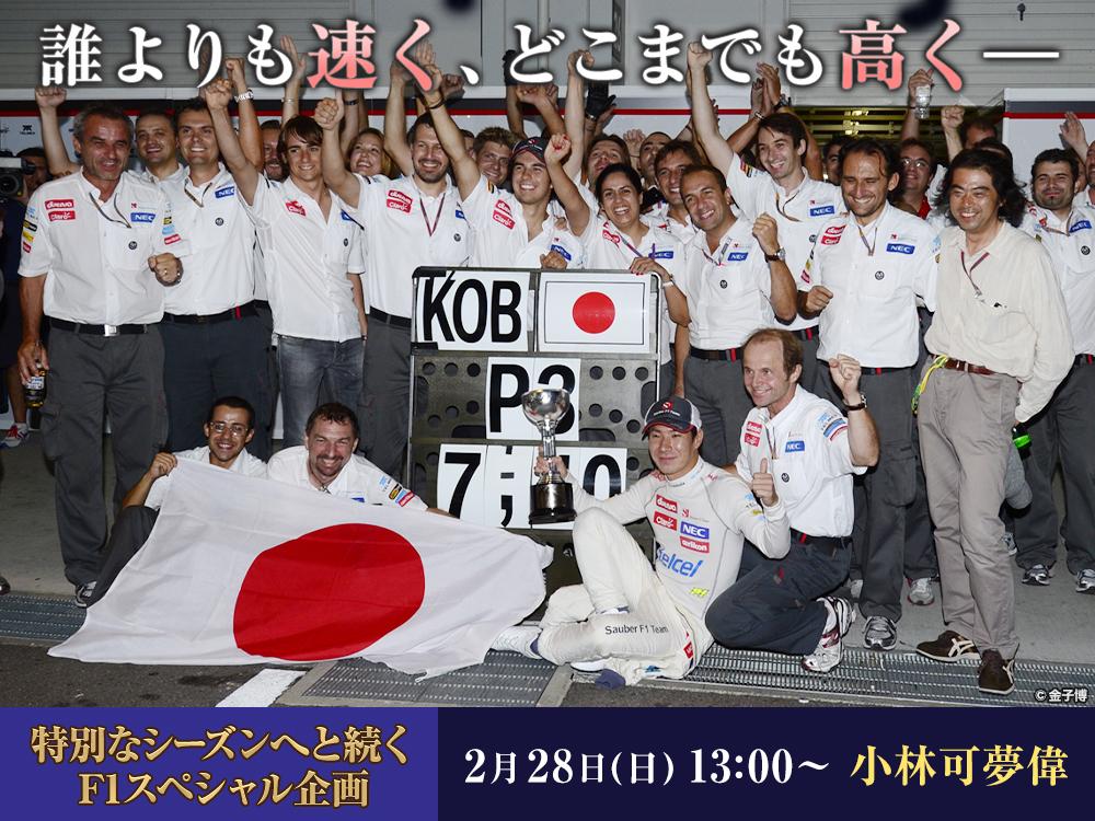 Formula One Japanese Dream 19XX~20XX ~レジェンドからの伝言~