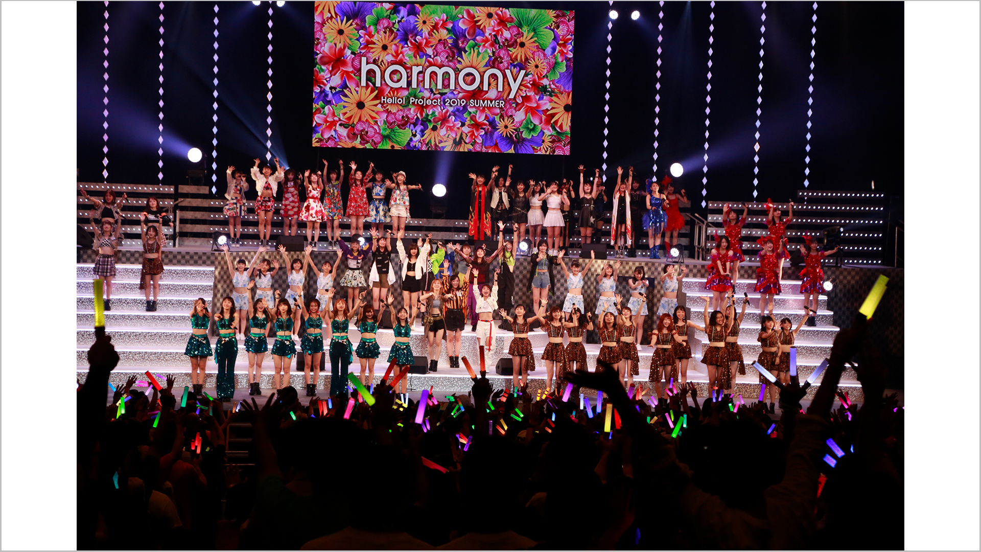 Hello! Project COUNTDOWN PARTY 2019 ~GOOD BYE & HELLO!~ 第1部&第2部