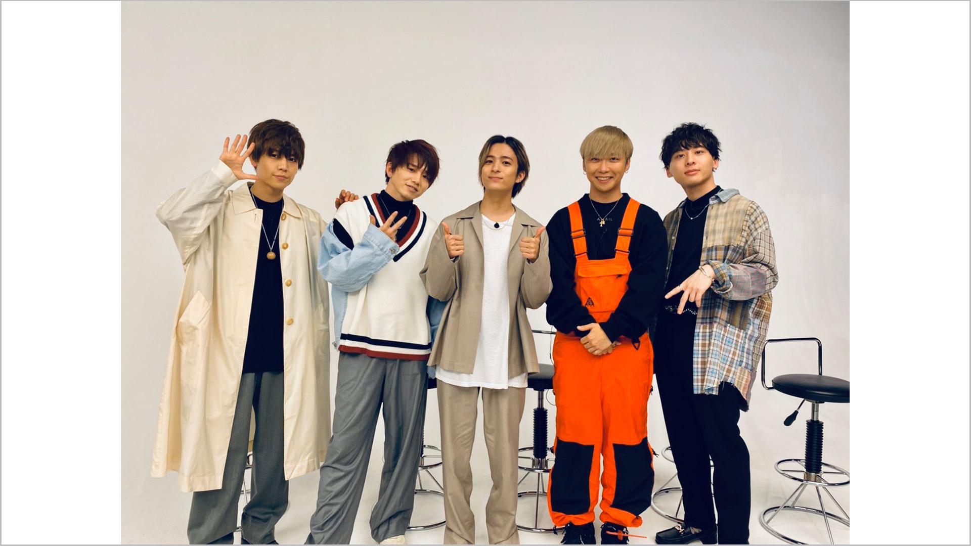 Da-iCE BEST TOUR開催記念!Da-iCEのBESTメンバーは誰だ!?SP & Da-iCEのBESTメンバー今夜決定!SP