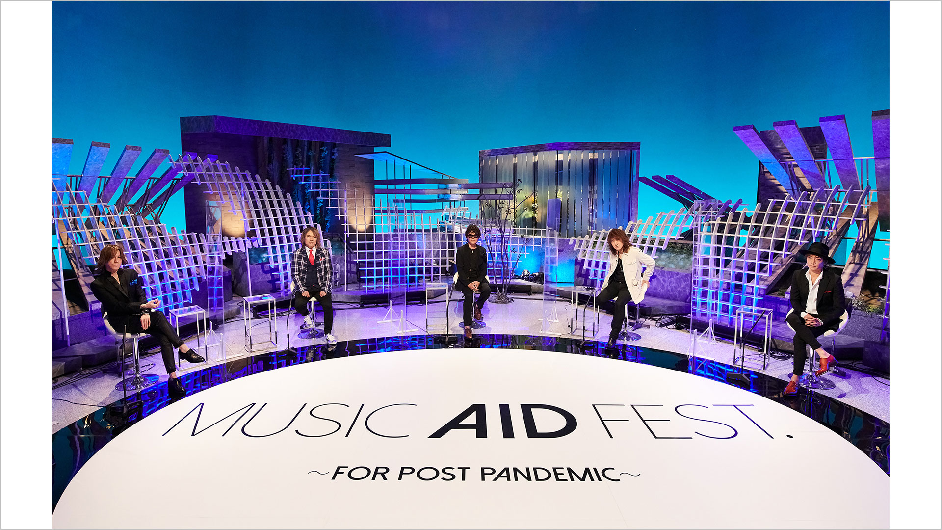 MUSIC AID FEST. ~FOR POST PANDEMIC~