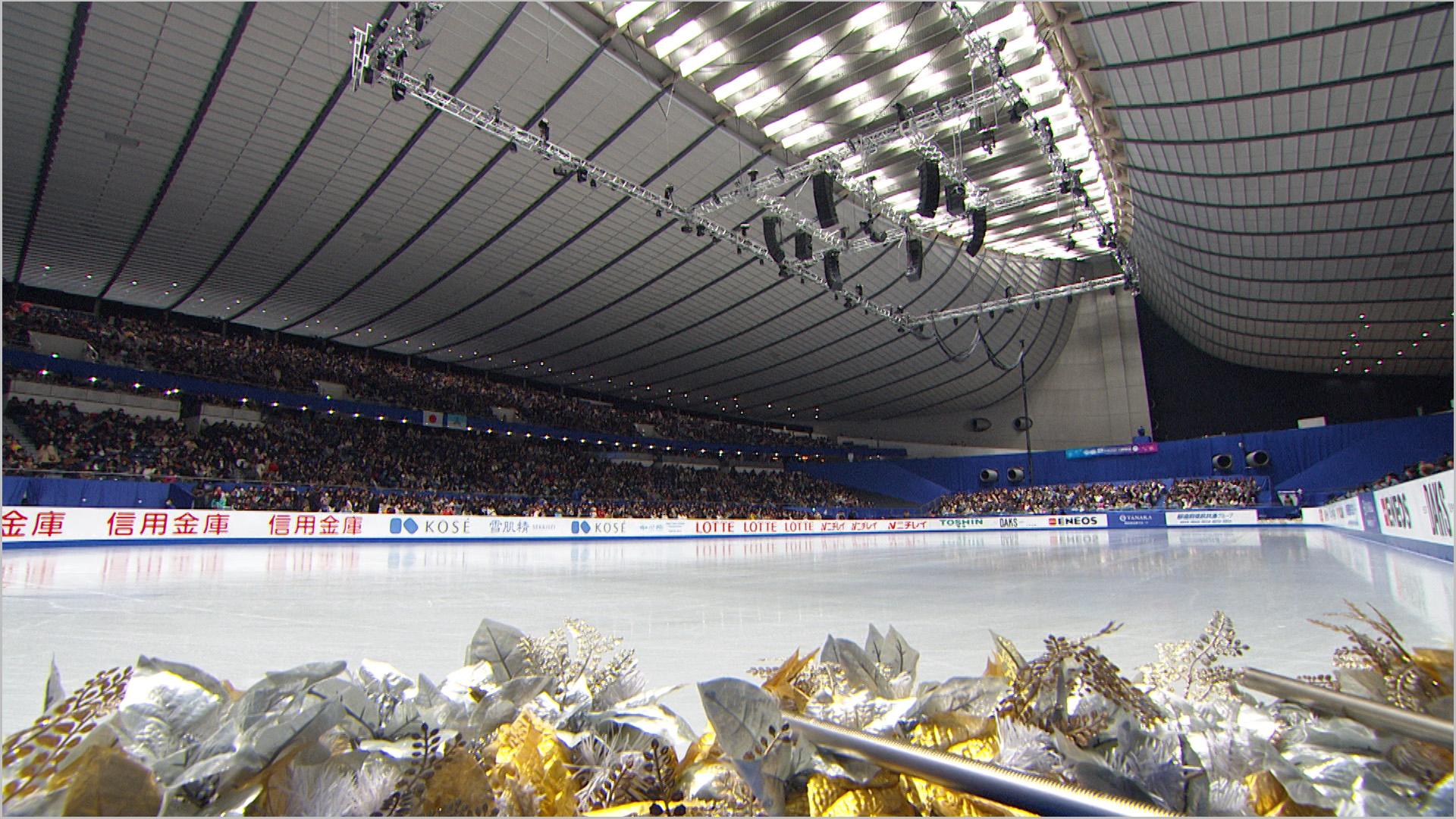 フィギュアスケートブロック大会